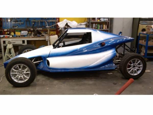 Prototipo autocross